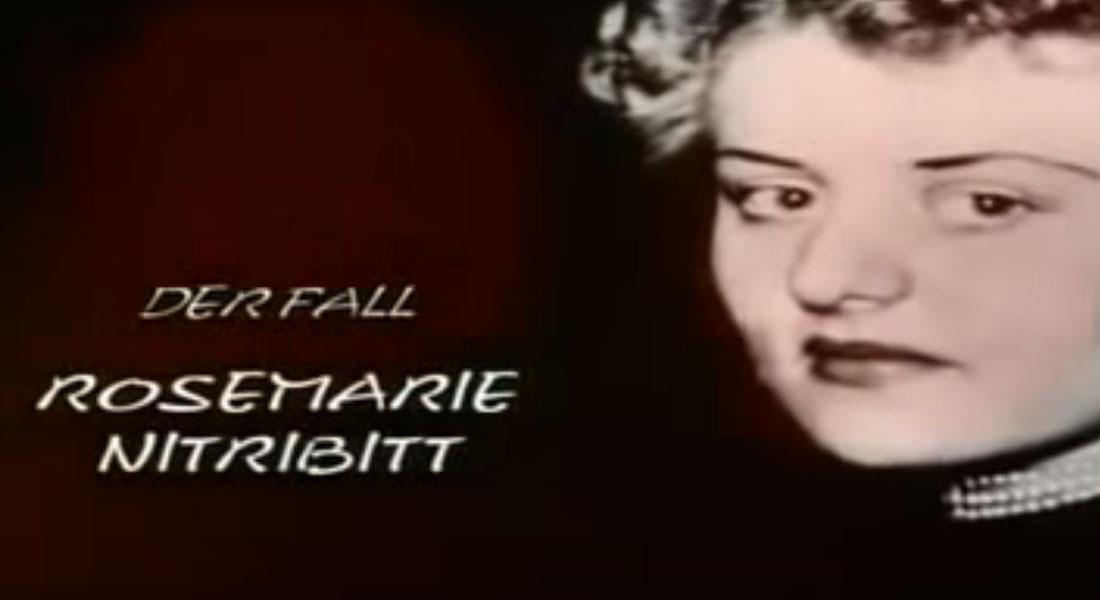 Die großen Kriminalfälle S01 E03 – Rosemarie Nitribitt Tod einer Hure